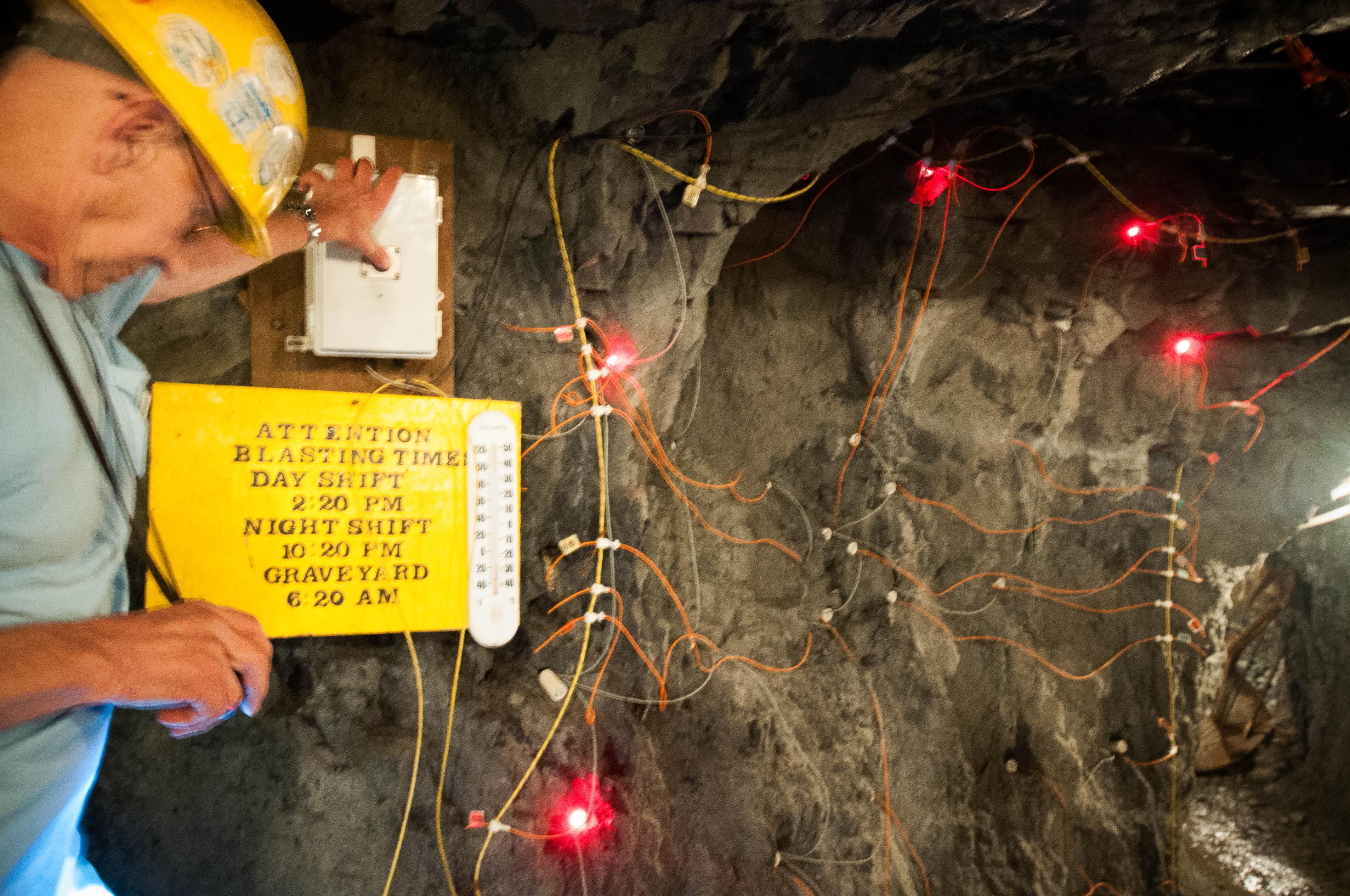 Sierra Silver Mine