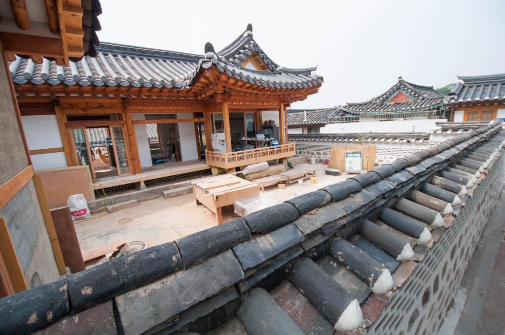 Bukchon renovation