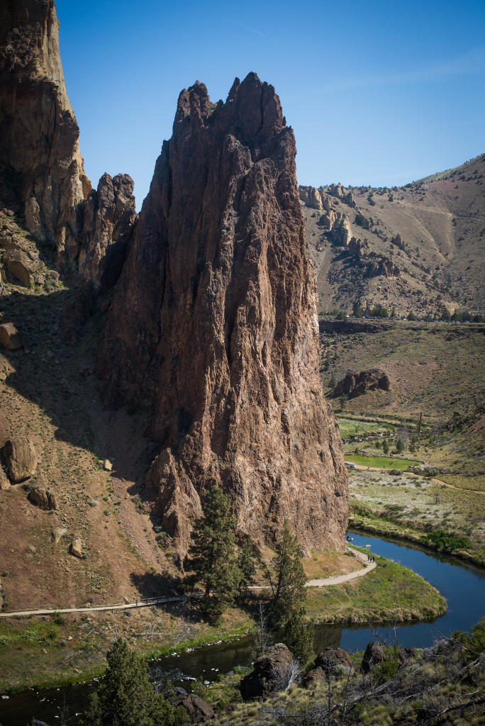 River at Smith Rock